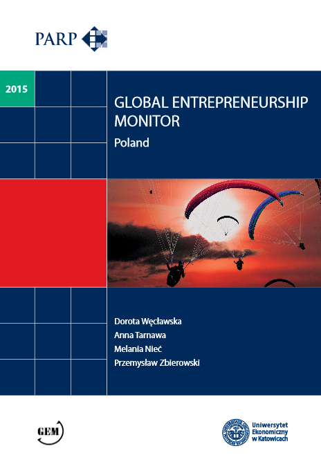 Global Entrepreneurship Monitor Poland - 2014 (EN)