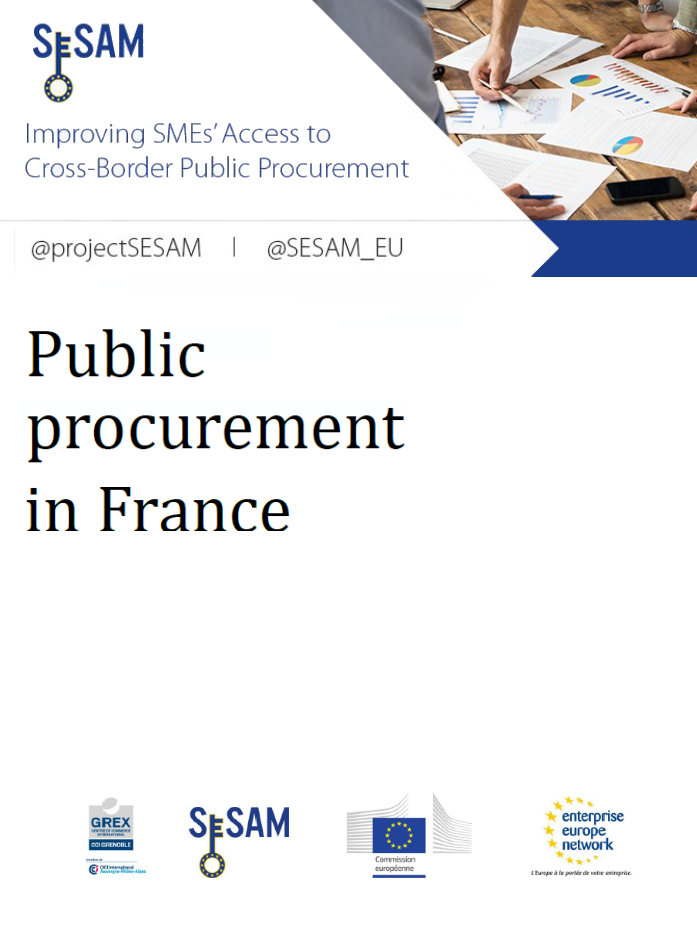 Public procurement in France (EN)