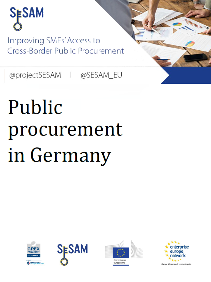 Public procurement in Germany (EN)
