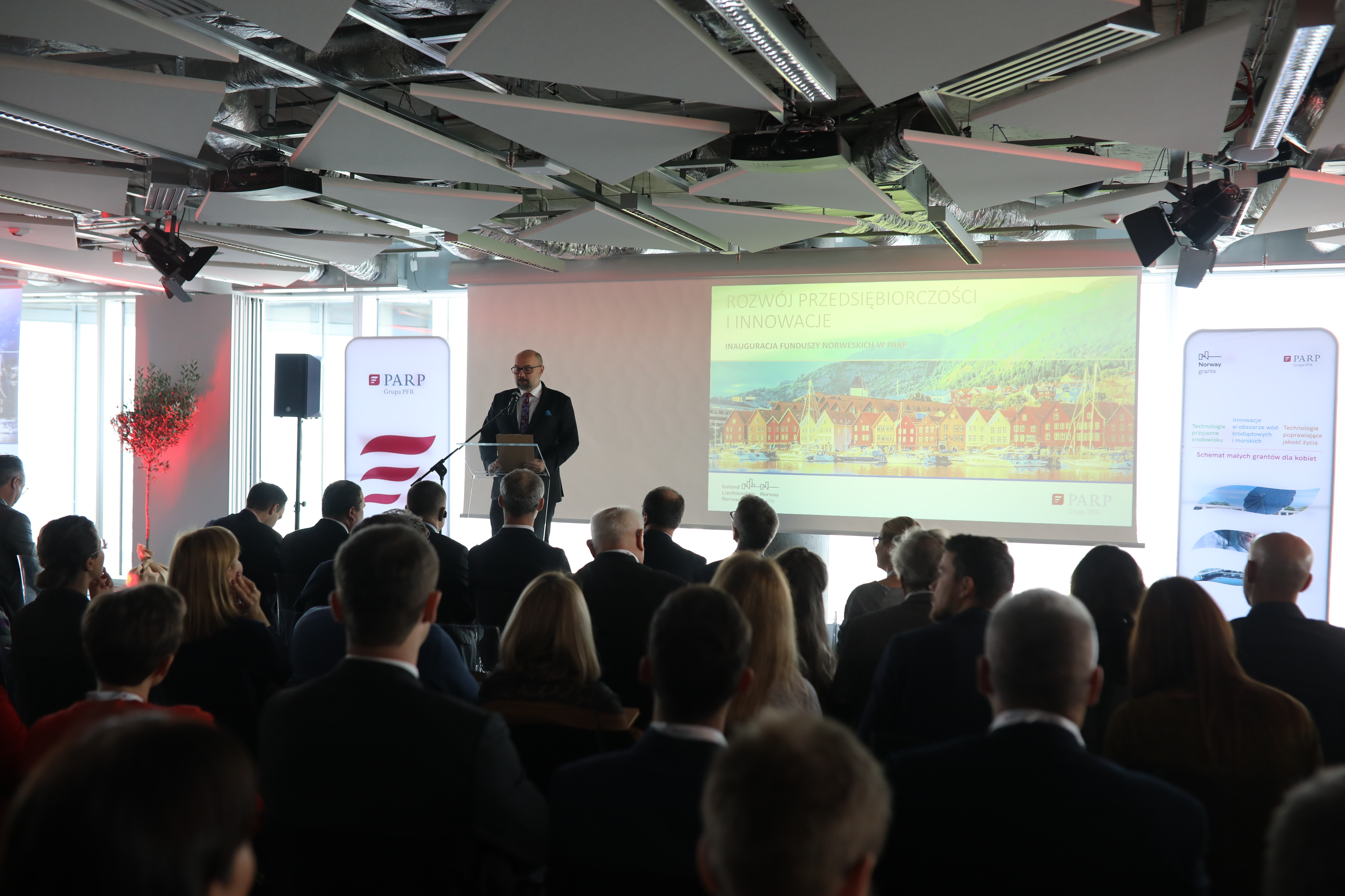 Norwegian funds: 100 million euro for business development and innovation