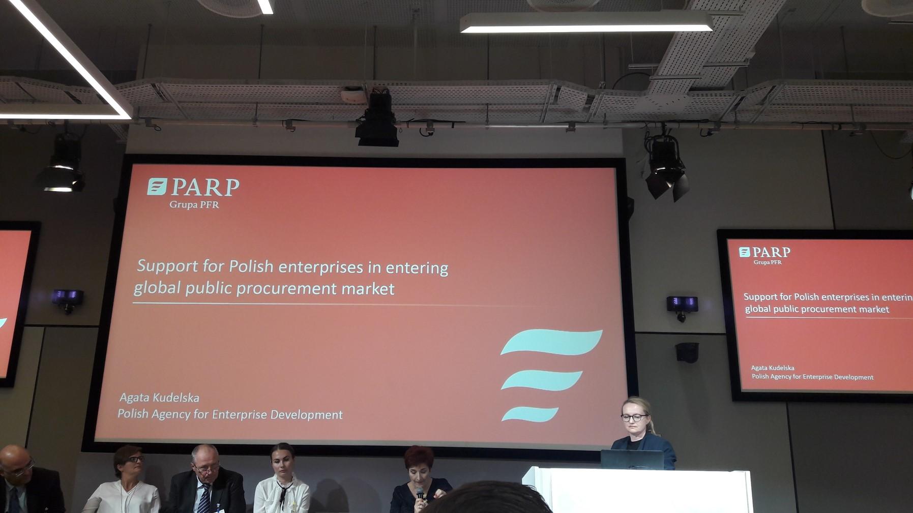 PARP na seminarium nt. zaangażowania sektora prywatnego w pomoc rozwojową