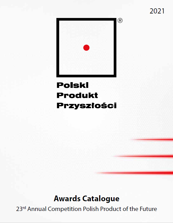 Awards catalogue 23nd Annual Competition Polish Product of the Future