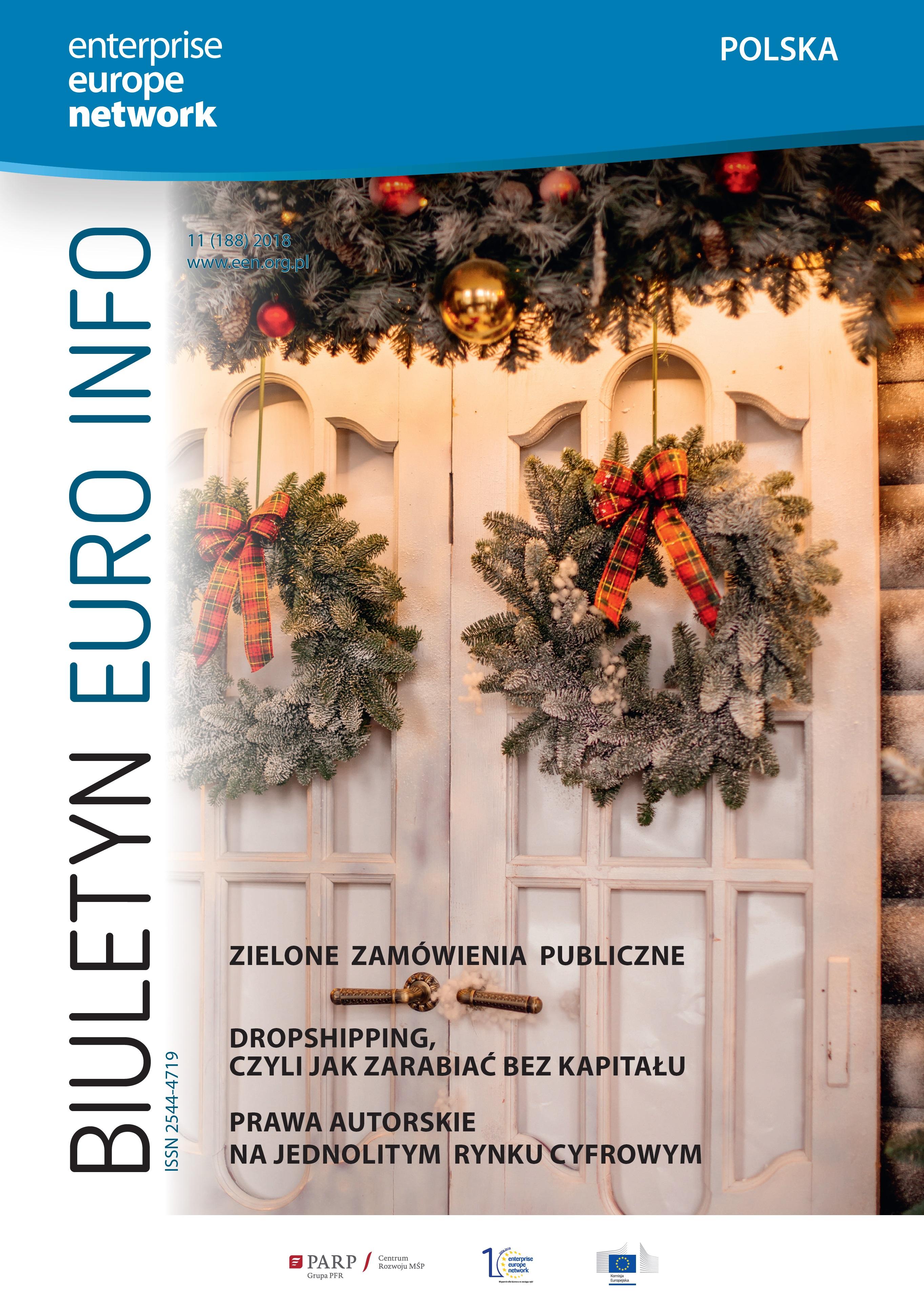 Biuletyn Euro Info 11 (188) 2018